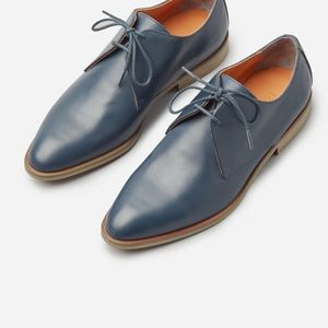 Everlane The Modern Oxford Shoes Size 9